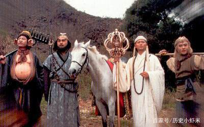 西游记中,猪八戒还有一段传奇爱情故事