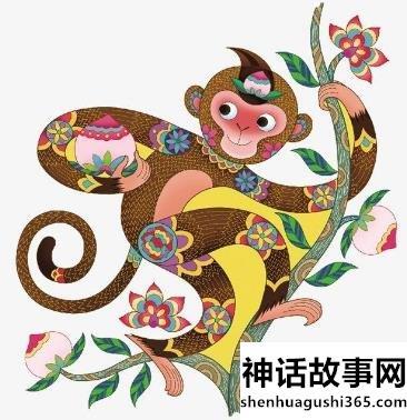 生肖猴的故事和传说