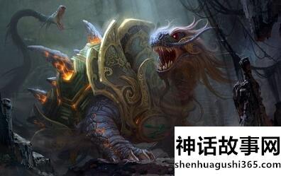 中国古代四大神兽
