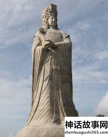 海神妈祖的神话故事