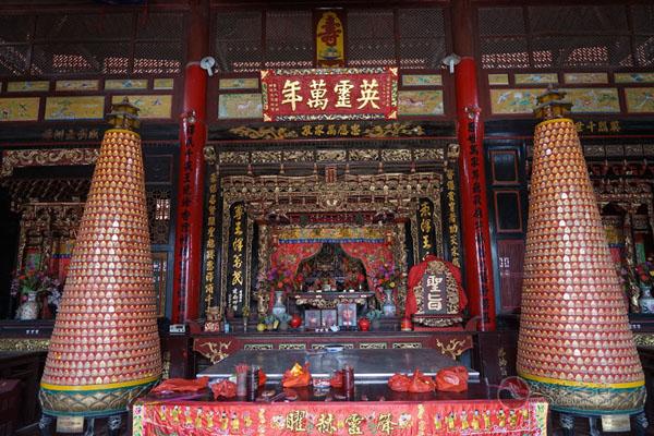 惠泽尊王与三王爷的传说