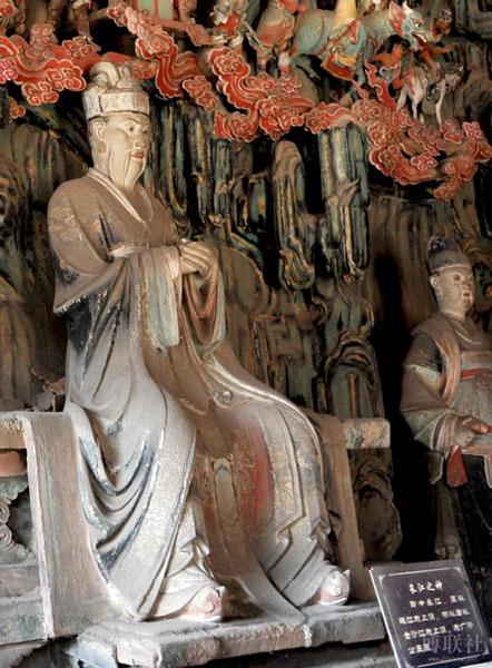 三月十六江淮广源王诞,认识佑民显圣而家国共祀之的四渎神