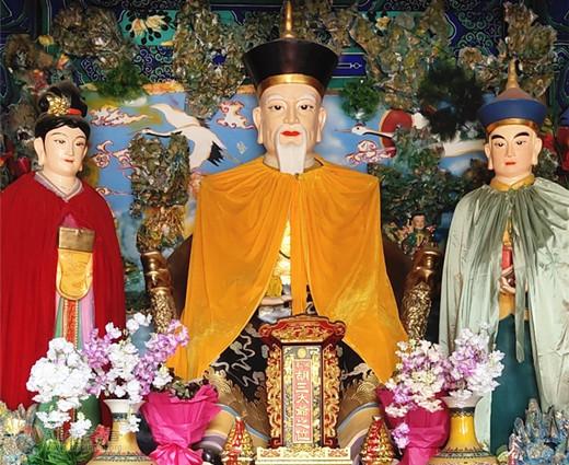 神仙故事:霸州尹华山的胡三太爷传说