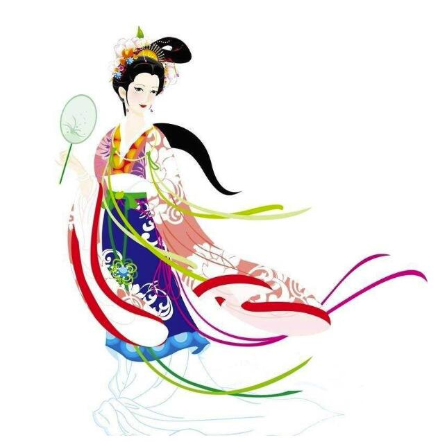 嫦娥传说 上古时期三皇五帝之一帝喾(天帝帝俊)的女儿