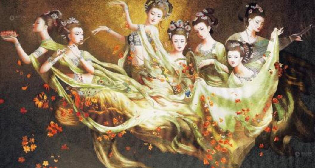 七仙女 七仙女下凡