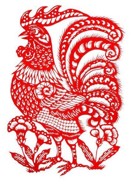 十二生肖鸡的故事