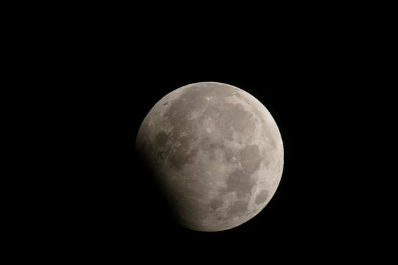 天狗吃月亮的故事