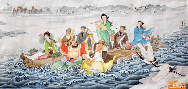 八仙过海的故事
