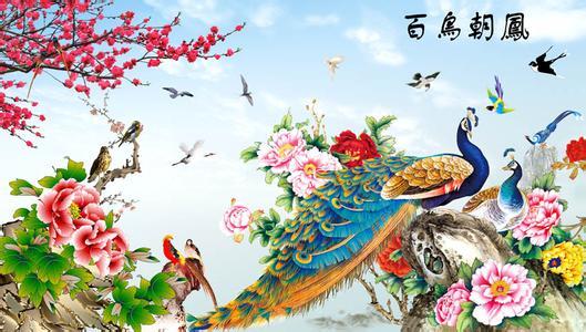 百鸟朝凤的故事传说