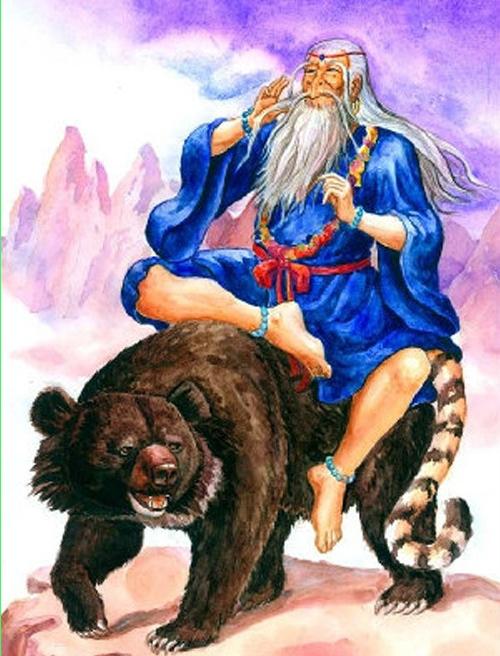 上古神话传说:东圣王公