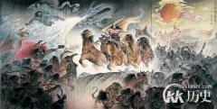 黄帝和蚩尤:黄帝战蚩尤的故事