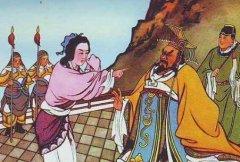 中国古代民间四大传说故事之孟姜女哭长城
