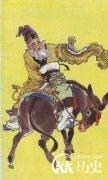 八仙的故事:倒骑毛驴的张果老