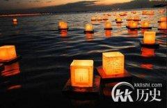 七月十五放河灯的传说故事
