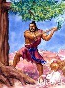 上古代汉族神话:吴刚伐桂的神话故事