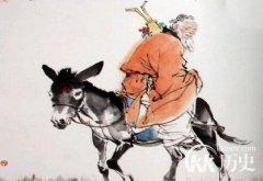 民间故事:张果老修仙倒骑驴原因歪传