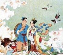 中国四大民间故事是什么?牛郎与织女的故事