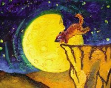 中国古代天狗吃月亮传说