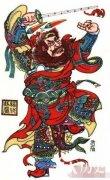 辟邪门神是谁 关于辟邪门神钟馗的传说