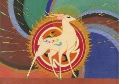 关于九色鹿的故事与传说