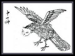 关于尧的大儿子丹朱化鸟的传说
