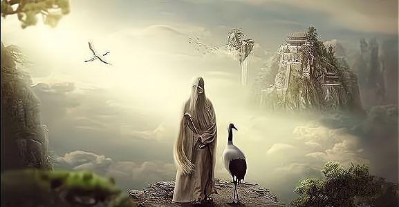 庄子:一个人,若想达到生死无碍的境界,需要培育心灵风水